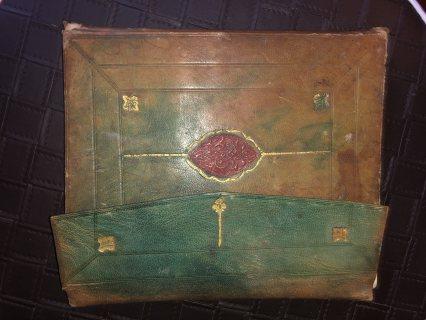 مخطوطة اسلامية اصلية نادرة