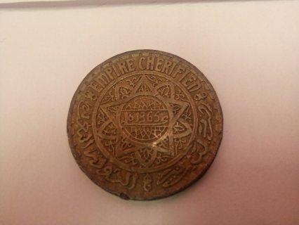 5 فرنك مغربية
