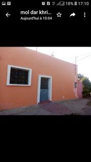 دار للبيع بجانب شاطئ سدي رحال الدار البيضاء المغرب