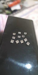 الماس الصافي 2 قراط