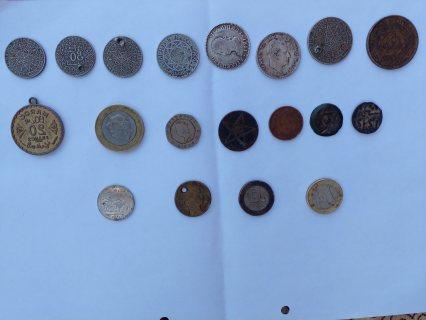 مجمعة عملاة نقدية قديمة من يهمه... يتصل.