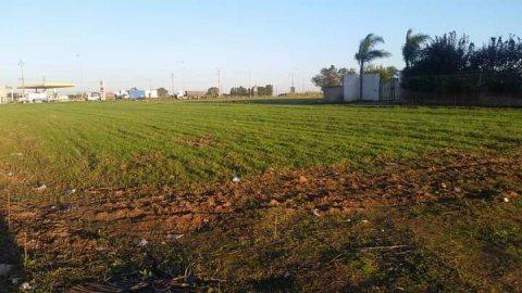 ارض صناعية للبيع في بوسكورة