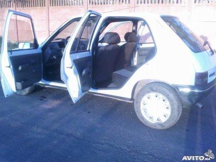 Peugeot 205 Mod 1997 Essence