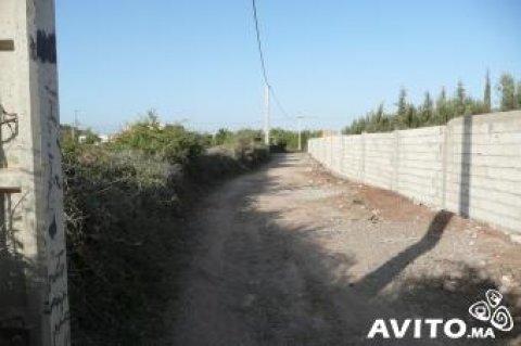 Terrain 500m² à Agadir