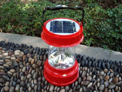 مصباح بطاقة الشمسية