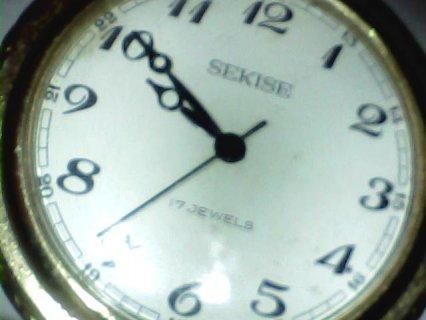 ساعة قديمة  من  نوع   SEKISE    Jewels 17