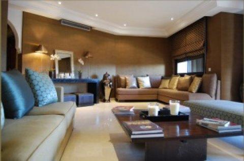 إقامة   فاخرة على شارع محمد السادس، مراكش: شقق – مساحات   مختلفة