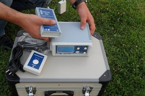 كاشف المياه الجوفية الا؛ترافية بتقنيات عالية وعالمية WF-202 PRO