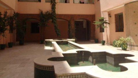 شقة للبيع  في شارع علال الفاسي ، مراكش: 71م