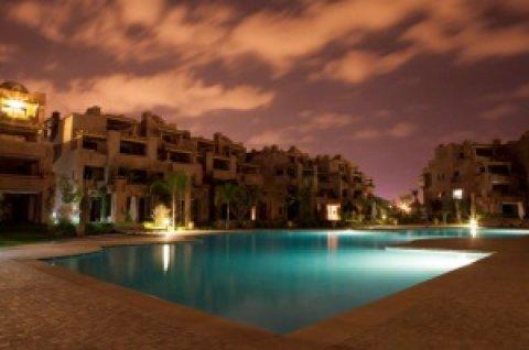 إقامة راقية في شارع محمد السادس، مراكش: 17000 درهم / المتر مربع