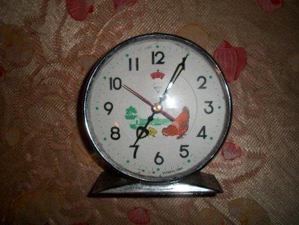 ساعة الدجاجة القديمة الاصلية