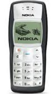 NOKIIA  1100 MODE JERMANY  MODEL 2004