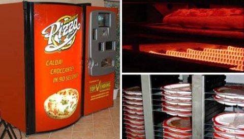 forno di pizza