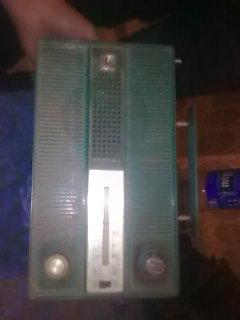 راديو قديم toshiba