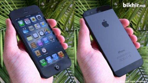 هاتف ايفون 5 اسود 32 جيجا بايت
