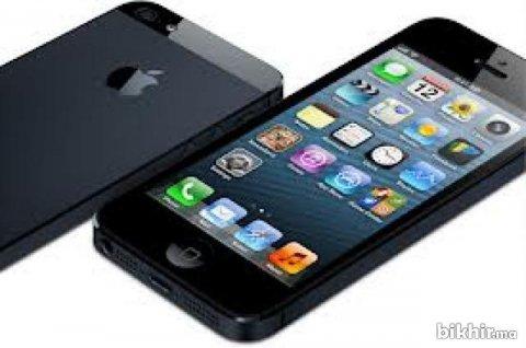 هاتف ايفون 5 اسود 32 جيجا
