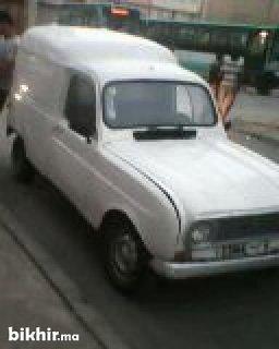 سيارة رونو 4 موديل 1992