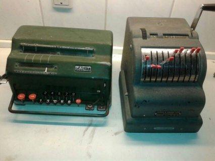 اللات حاسبة ميكانيكية قديمة صنع السويد عدد 2