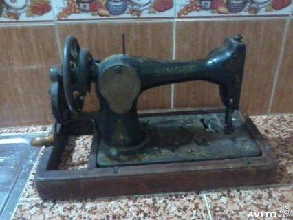 آلة الخياطة اليدوية سنجر