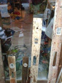 ميزان التوازن خشب قديمات جدا