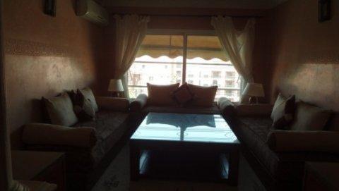 شقة في وسط مراكش للبيع