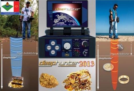DEEPHUNTER PRO 2013