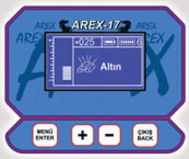 جهاز Arex 17 XP Pro Detector لكشف الذهب والمعادن الثمينة