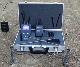 جهاز Adrenalin MFD Long Range Locator لكشف المعادن