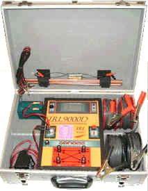 جهاز TRL 9000 WATERFINDER لكشف المياه