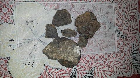 حجر النيزك