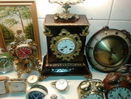 ساعات قديمة انتيك  المانية فرنسية يابا نية تحف نادرة جدا