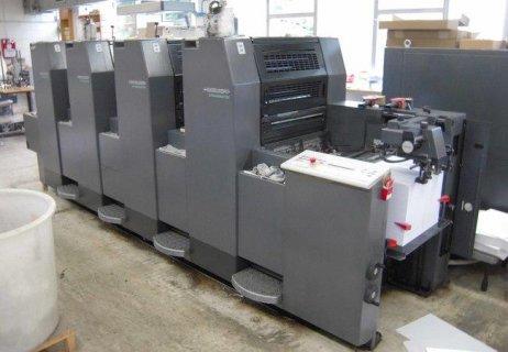 ماكينة HEIDELBERG SM 52-4-P