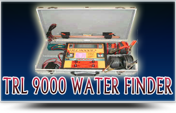 جهاز TRL 9000 WATERFINDER لكشف المياه تحت الارض