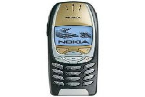 هاتف قديم ((6310i)) التمساح