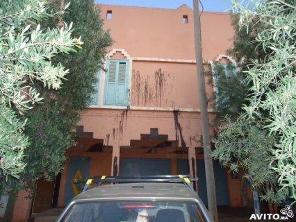 maison commercial à Bounaamane Tiznit de  100m²
