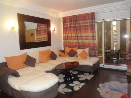 شقة مفروشة رووووعة في وسط مراكش