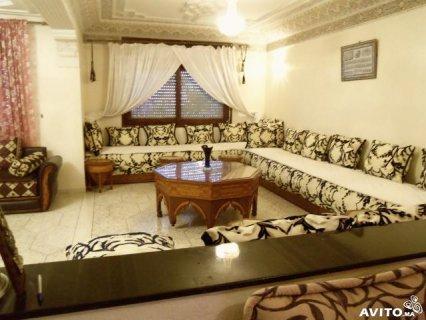 شقة مفروشة للايجار 110م بفاس