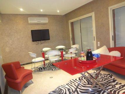 شقة فخمة للإيجار في ليفيرناج ، مراكش