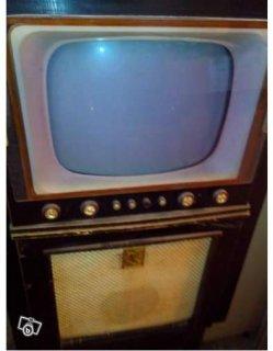 ancien télé radio tourne disque