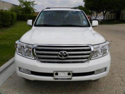 Used 2010 Toyota Land cruiser V8 for sale!!