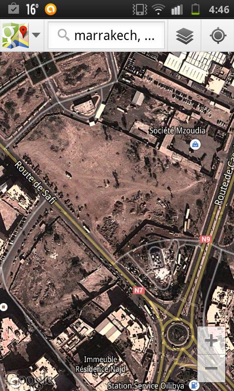 ارض للبيع في مراكش