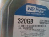 disc dur 320 GB