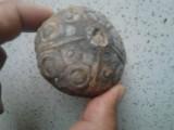 حجر غير معروف
