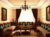 belle salon marocaine