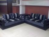 Salon fauteuile avec coin