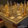 الشطرنج. إيطالي قديم