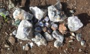 أحجار كريمة ومعادن