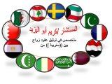 زواج الاجانب في مصر المغرب العربي ودول مختلفة