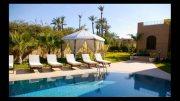 فلل 6 غرف للاستجمام مراكش