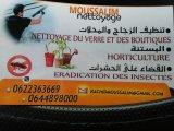 Moussalim nettoyage